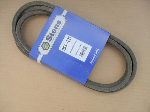Engine to Deck Belt for MTD, Montgomery Ward, 754-0266, 754-0266A, 954-0266A, Made In USA