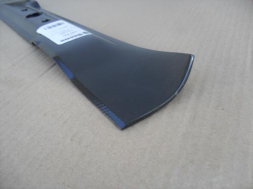 """Mulching Blade for John Deere 21"""" Cut Silver 12SB, 12PB, 14PB, 14SE, 14SB, JA60, JA62, M111453, M112738, M112972, M125413, M77178 mulcher"""