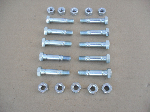 Garden Power Tools & Equipment Snow Blowers SHEAR PINS & BOLTS fit ...
