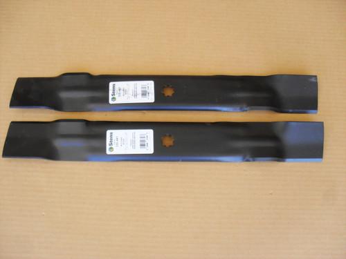 "Mulcher Blades for Husqvarna 42"" Cut 578431911 Mulching"