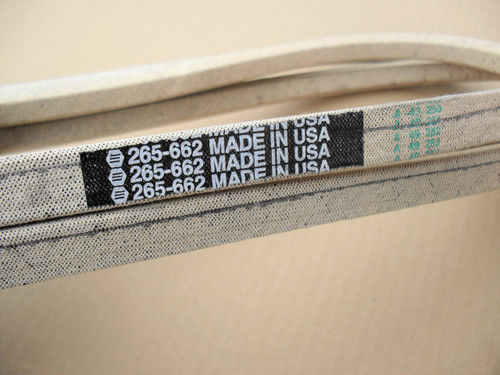 Deck Drive Belt for MTD 754-04041, 954-04041, Made In USA
