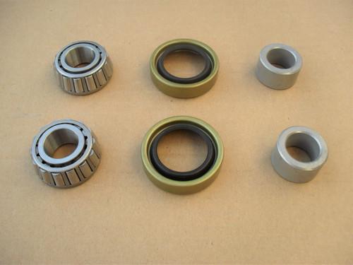 Caster Deck Wheel Bearing Kit for Wright Mfg 98460019, 98460046