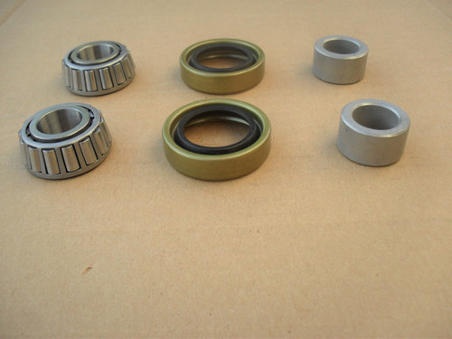 Caster Deck Wheel Bearing Kit for Wright Mfg 98460019, 98460046