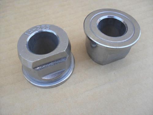 2 Wheel Bushings Bearings for AYP, Craftsman and Poulan 532009040, 9040H, bushing bearing