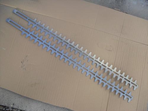 Hedge Trimmer Blades for Stihl HS81, HS81TZ, HS81T-Z, 42377106052, 4237 710 6052 Blade Set of 2