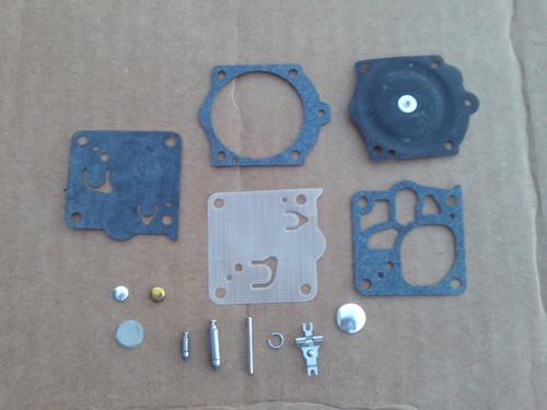 Carburetor Rebuild Kit for Jonsered 2095 Walbro K15-WJ