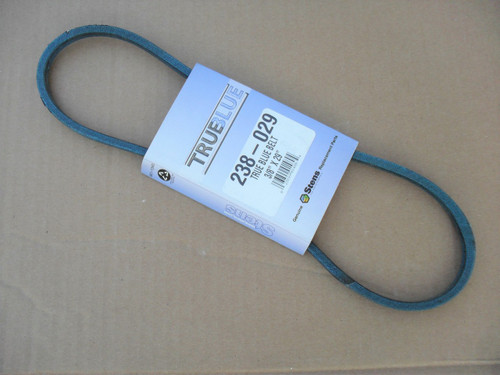 Belt for Gates 6729, Kevlar cord, Oil and heat resistant, Made in USA