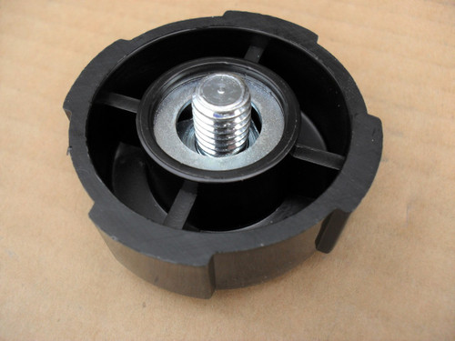 Bump Head Knob for MTD 790R, 890, 890R, BL250, BL26BC, H70SS, Y780, YM90, YM90BC String Trimmer 147496, 180814, 791-180814B Yardman Yard Man