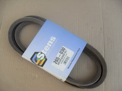 Genuine OEM AIP Replacement PIX Belt fits SCAG A-48553 48553