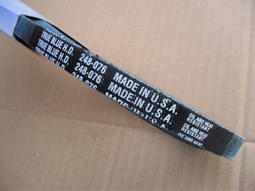 Belt for Maxim 320272217, Made In USA, Kevlar cord, Oil and heat resistant