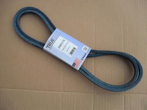 SIMPLICITY MANUFACTURING 1607967SM made with Kevlar Replacement Belt