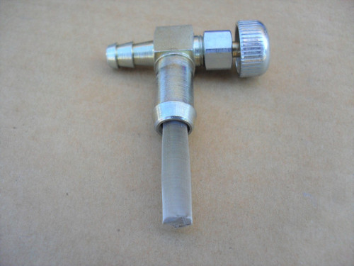 Fuel Shut Off Valve With Screen for MTD 751-0171, 951-0171, 8675, lawn mower
