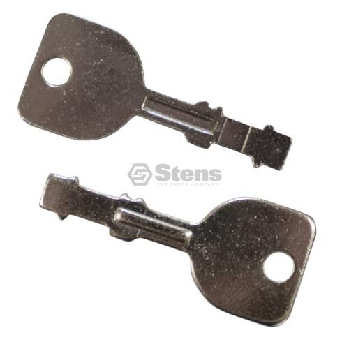 2 Ignition Starter Switch Key for MTD 725-1744, 725-1744A, 725-1745, 925-1745, 925-1745A, keys