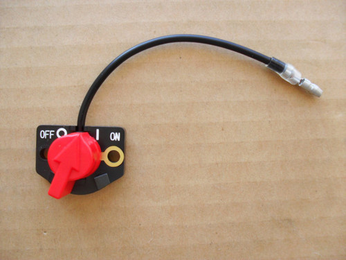 On Off Switch for Subaru EY28, EY35, EY40 and EX27, 0660000370, 0660000371,  0660000480, 0660000481, 066-00003-70, 066-00003-71, 066-00004-80,