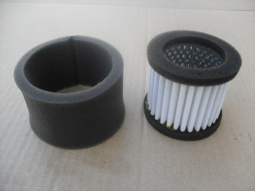 Air Filter for Subaru Robin EC10D, 1063270407, 106-32704-07 Includes Pre Cleaner Wrap