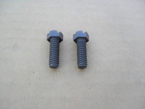 Carburetor Mounting Bolts Screws for Briggs and Stratton, Mclane 690953, 93357, 94616, 94913 pack of 2