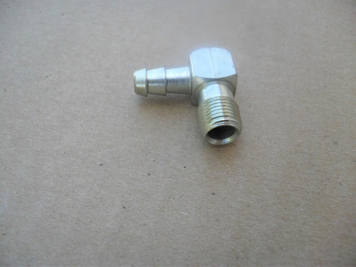 Carburetor Elbow Fuel Line Fitting for Lesco 050326