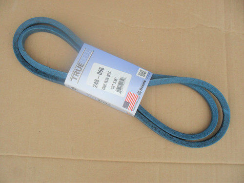 Belt for Roto Hoe 107, 7385, Made in USA, Kevlar cord, Oil and heat resistant