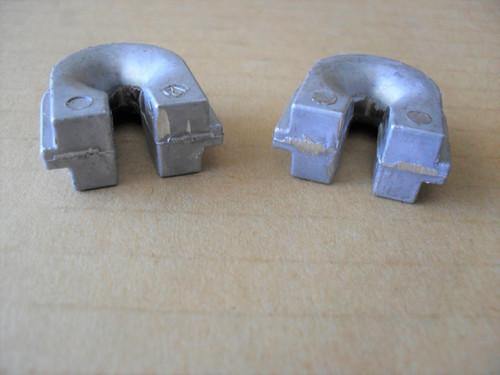 2 String Trimmer Head Eyelets for Shindaiwa C242, C254, C282, C344, T242, T254, T282, T344, 2882007340, 28820-07340 eyelete