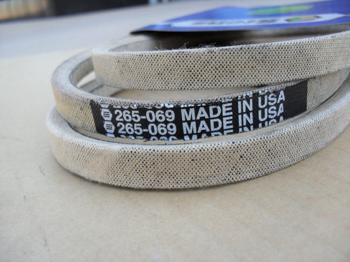Drive Belt forMcCulloch 532140294, 532 14 02-94 Made In USA