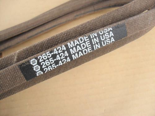 Drive Belt for Troy Bilt TB1942, TB2246, TB2350, TB2454, 754-05027, 754-05027A, 954-05027, 954-05027A, Made In USA