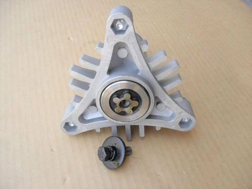 """Deck Spindle for Poulan PP11536, PP1338, PP145H42, 36"""", 38"""" and 42"""" Cut 130794, 532130794"""