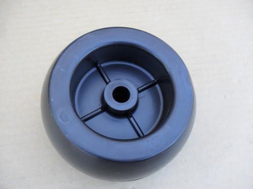 Deck Roller Wheel for Wright Mfg 72490001, 72490005
