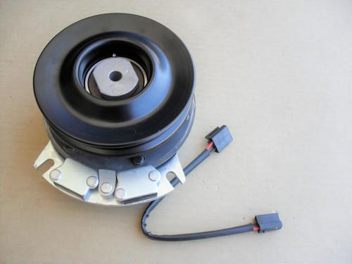 Electric PTO Clutch for Husqvarna MZ5424S, 574607001, 607001 - www