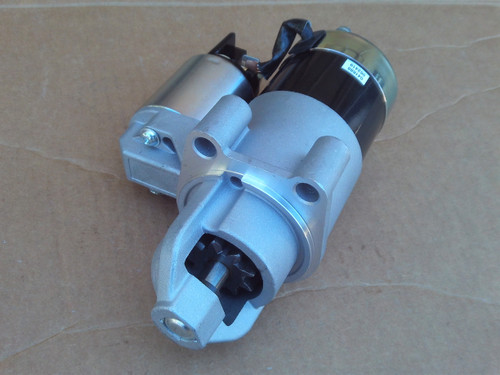 Electric Starter for Steiner 410 tractor