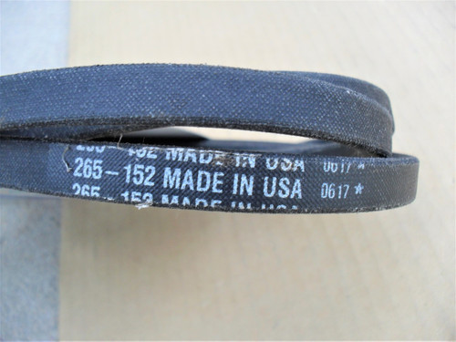 "Deck Belt for Weed Eater 42"" Cut, 130969, Made In USA, weedeater"
