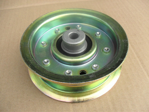 """Deck Idler Pulley for Poulan Pro 46"""" Cut 156493, 173901, 532173901"""
