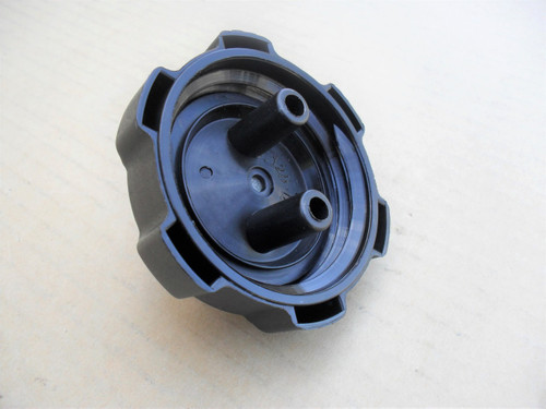 Gas Fuel Cap for Club Car Carryall 294, XRT1500, 1015188, 102751601, 1027516-01, Vented with shut off