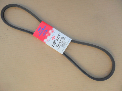 Belt for Dayco L551, Oil and heat resistant
