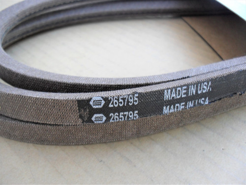 Deck Belt for Ferris, 1757811, Made In USA