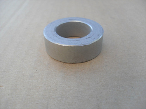 """Caster Spacer for Exmark Metro, Viking, 1303314, 1-303314, ID: 7/8"""" OD: 1-1/2"""" Height: 1/2"""""""