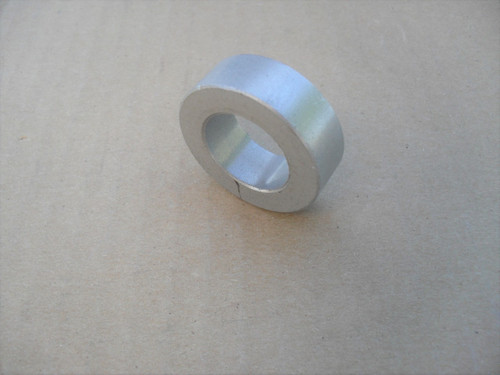"Caster Spacer for Wright Mfg 13990008, ID: 7/8"" OD: 1-1/2"" Height: 1/2"""