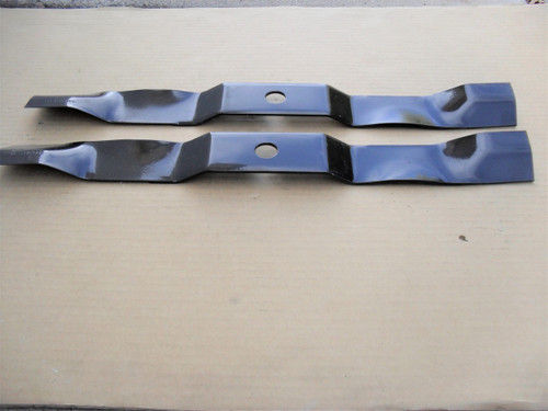 "Mulching Blades for Scotts 42"" Cut, 495100, 95100, 95100E701, Made In USA, mulcher"
