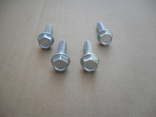 Deck Spindle Mounting Bolts for Husqvarna 532138776, 532157722, 532173984, 584953901, Self Tapping