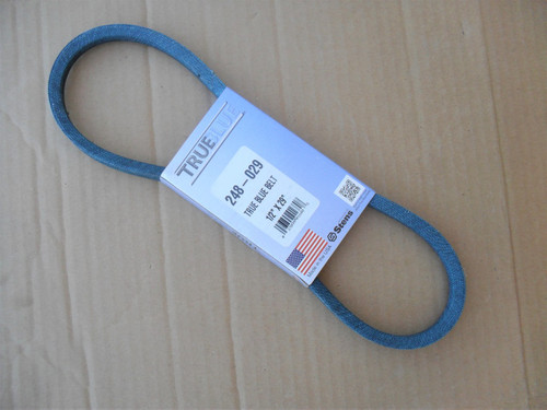 Belt for MBW 01289, Made in USA, Kevlar cord, Oil and heat resistant