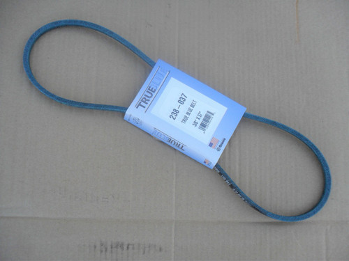 Belt for Gilson 1019, 1111, 6163, Made In USA, Kevlar Cord, Oil and Heat Resistant