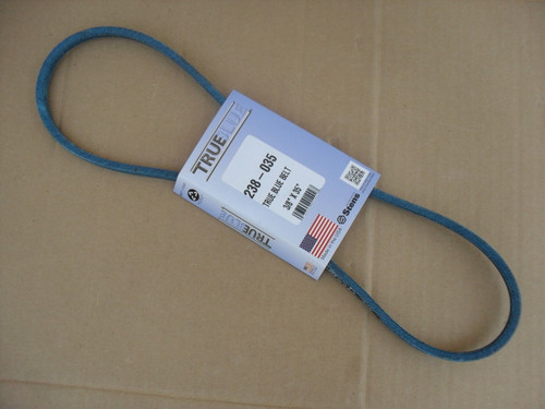 Belt for Allis Chalmers 296499, Made in USA, Kevlar cord, Oil and heat resistant