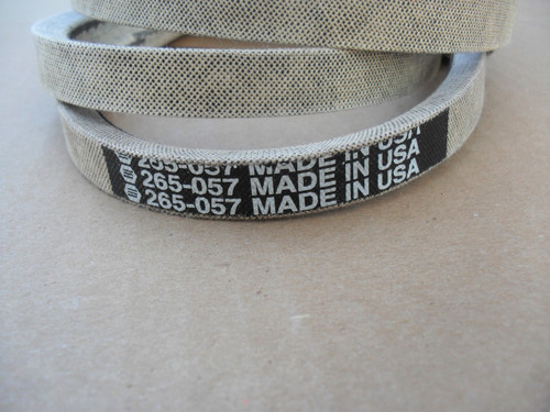 Drive Belt for Craftsman 125907X, Made In USA