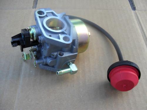Carburetor for MTD 951-11303, 951-11303A, 951-14023A, Snowblower, snowthrower, snow blower thrower, 31AH55LH704, 31AH55TH799, 31AH65FH700, 31AH65LG704, 31AH955I799, 31AH55K4897, 31AH55K5897 and 31AH65FH795