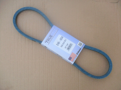 Belt for Yazoo 1304, 205034, 205-304, Made in USA, Kevlar cord, Oil and heat resistant