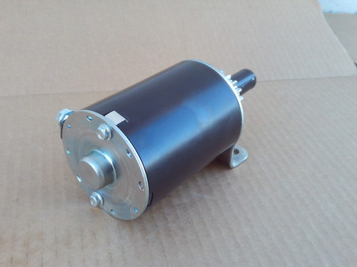Electric Starter for Generac 0C2881, 72881, C2881, C2881-A, Includes Metal Gear