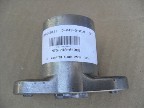 Blade Adapter for White 748-04082, 748-04226