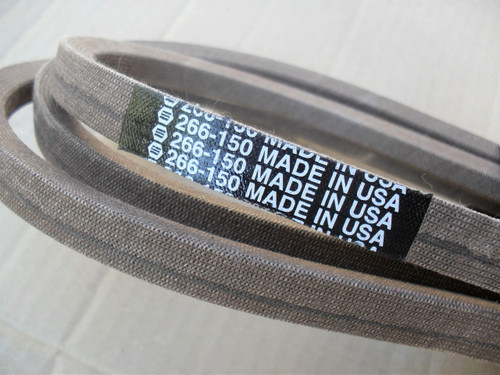 """Deck Belt for MTD 54"""" Cut 754-04083, 754-0642, 954-04083, Made In USA"""