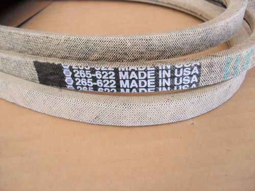 Deck Belt for Poulan 574173003, Made In USA