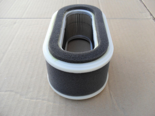 Air Filter for Bobcat 38249 Includes Foam Pre Cleaner Wrap