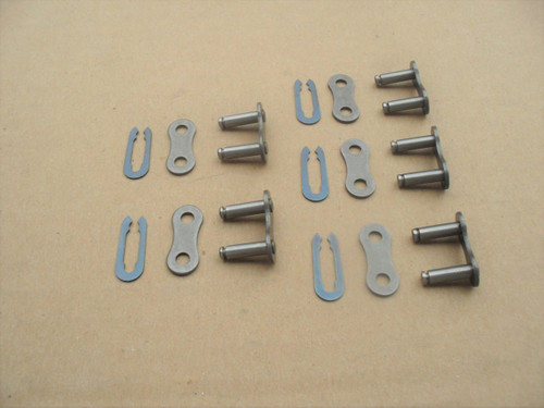 Master Link for # 41 Chain, set of 5 master links 250-100
